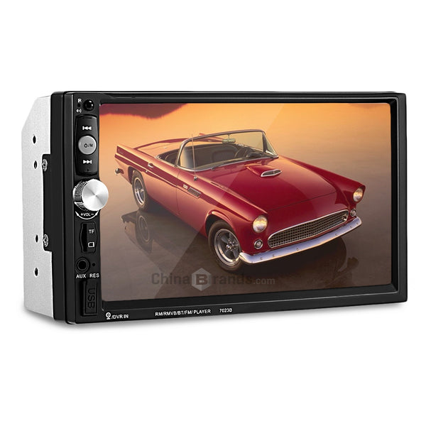 radio automovil double din touch mp5