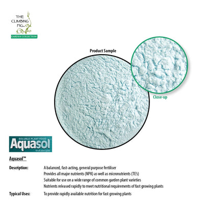 Aquasol Fast Acting General Purpose Fertiliser