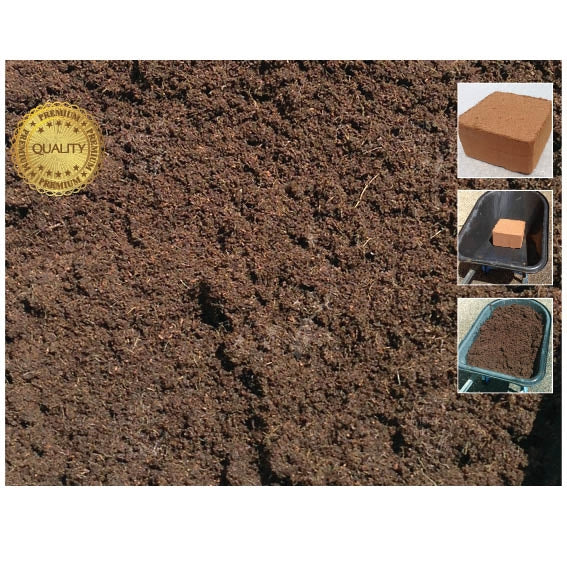 Compressed Coir Block (4.5kg)