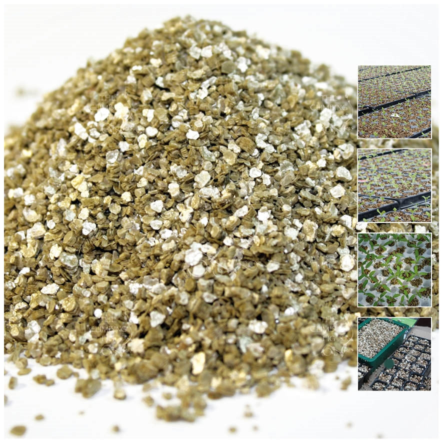 GP Horticultural Vermiculite. For seed raising propagation potting hydroponics
