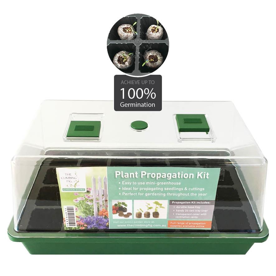 Plant Propagation Kits. Jiffy options, ideal for seeds & cuttings