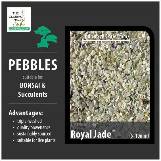 Royal Jade 5-10mm Pebbles