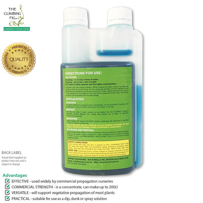 Esi-Root Plant Propagation Hormone 500ml Concentrate. Strike plant root cutting