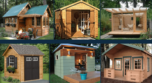 How to Build a Wooden Shed