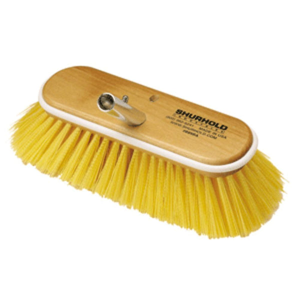 Shurhold 10 Polystyrene Medium Bristle Deck Brush