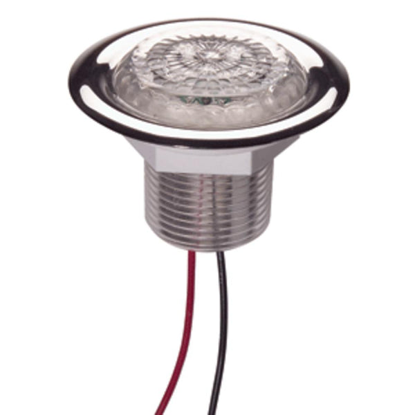 Innovative Lighting 3 Led Starr Light Recess Mount - White