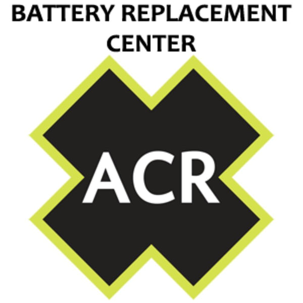 Acr Fbrs 2874 Battery Replacement Service - Satellite3 406™