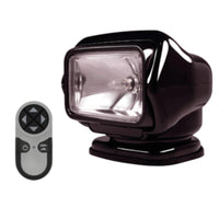 Golight Stryker Searchlight W-wireless Handheld Remote - Magnetic Base - Black