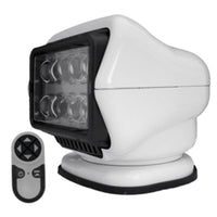 Golight Led Stryker Searchlight W-wireless Handheld Remote - Permanent Mount - White