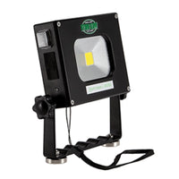 Hydro Glow Sm10+ 10w Personal Flood Light W-handle - Usb Rechargeable