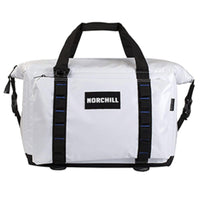 Norchill Boatbag Xtreme™ Medium 24-can Cooler Bag - White Tarpaulin