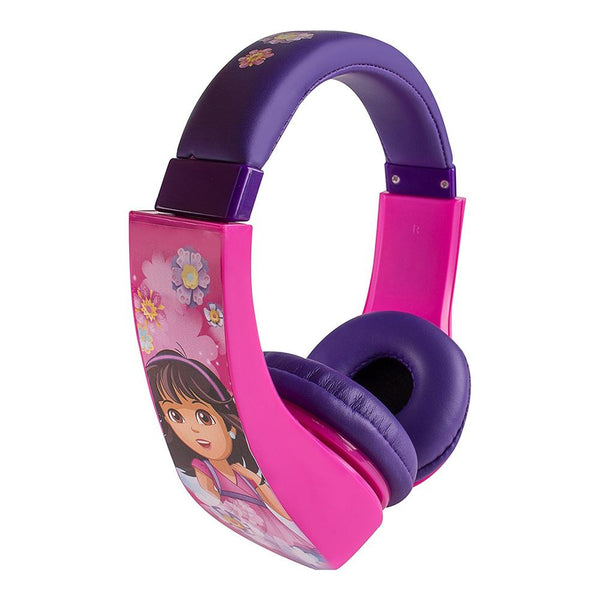 Dora And Friends Volune Limiting Headphones
