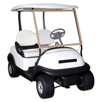 Classic Portable Deluxe Golf Cart Windshield