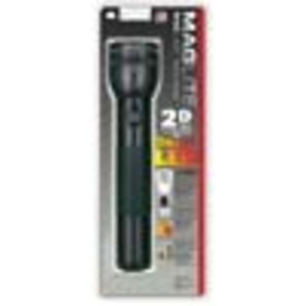 Maglite 2 Cell D Led Flashlight Black St2d016