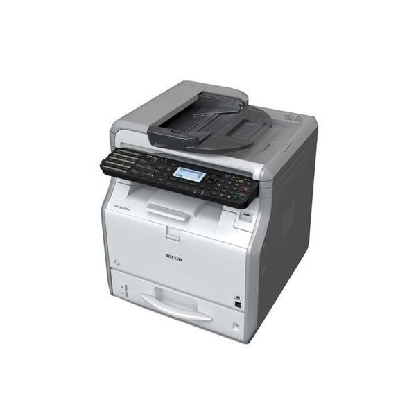 Ricoh Sp 3610sf B-w Multifunction Mono Printer Duplex Ethernet Usb 407305