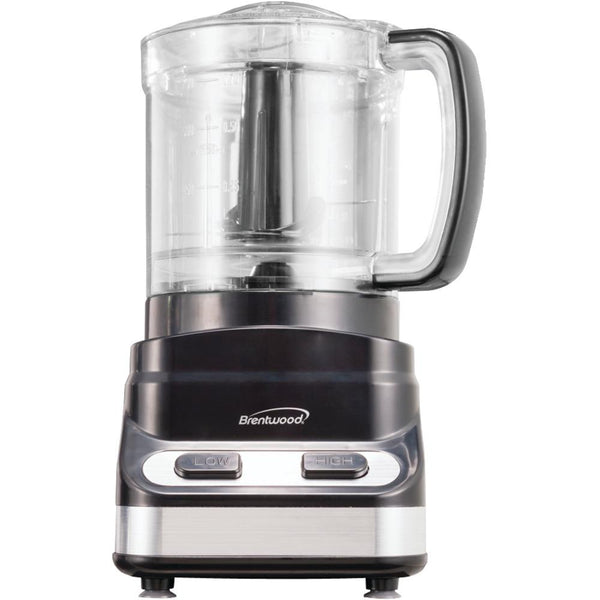 Brentwood Appliances Fp-547 3-cup Mini Food Processor (black)