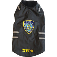 Royal Animals 13z1007r Nypd Dog Vest With Reflective Stripes (x-large)