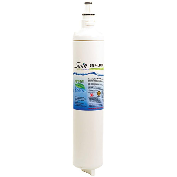 Swift Green Filters Sgf-lb60 Water Filter (replacement For Lg 5231ja2006b, Lt 600p & 5231ja2005a)