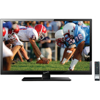 Supersonic Sc-1911 19 720p Led Tv, Ac-dc Compatible With Rv-boat