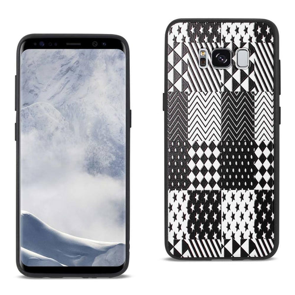 Reiko Samsung Galaxy S8 Design Tpu Case With Versatile Shape Patterns