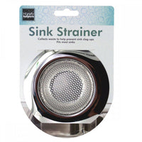 Stainless Steel Sink Strainer Gr121