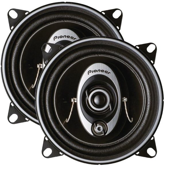 "Pioneer A-series 4"" 150-watt 3-way Speakers Piotsa1072r"