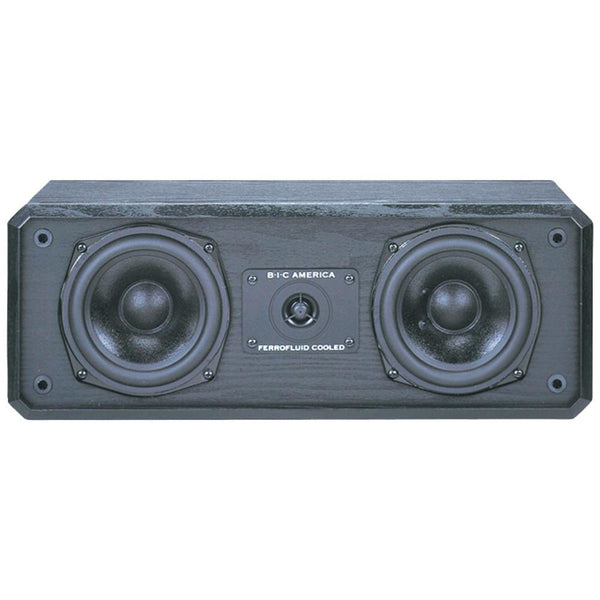 "Bic Venturi 5.25"" Center Channel Speaker Bicdv52clrb"