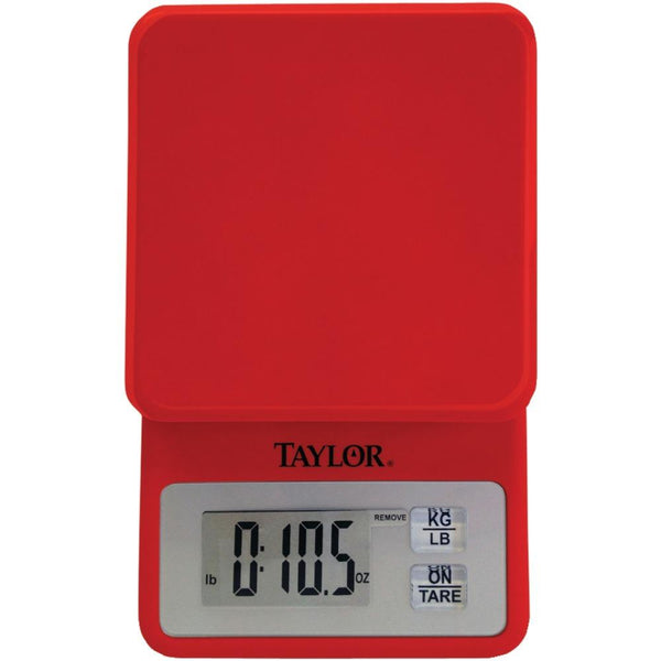 Taylor Compact Kitchen Scale Tap3817r