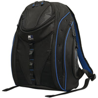 "Mobile Edge 16"" Pc And 17"" Macbook Express 2.0 Backpack, Royal Blue Mblmebpe32"