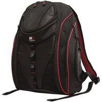"Mobile Edge 16"" Pc And 17"" Macbook Express 2.0 Backpack, Red Mblmebpe72"