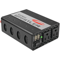 Whistler Xp Series 400-watt-continuous Power Inverter Whixp400i