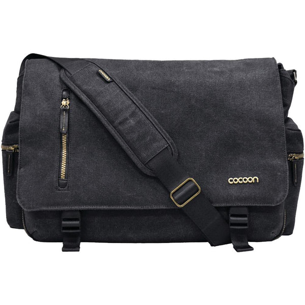 "Cocoon 16"" Urban Adventure Messenger Bag Ccnmmb2704bk"