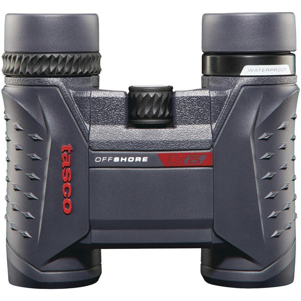 Tasco Offshore 10 X 25mm Waterproof Folding Roof Prism Binoculars Bsh200125