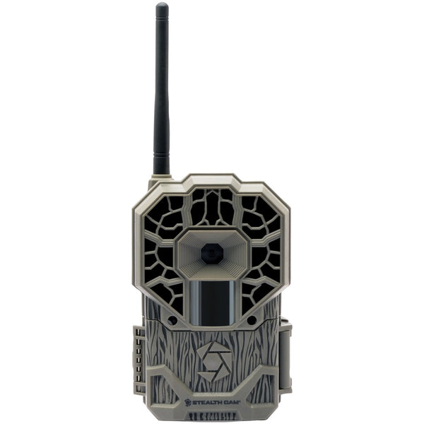 Stealth Cam 22.0-megapixel Wireless No Glo Trail Cam (at&t Sim) Gsmstcgxatw