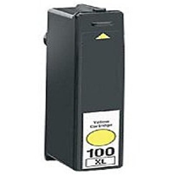 Lexmark 14n1071 No. 100xl Ink Cartridge For S301, S305, S405, S505 - 600 Pages - Yellow