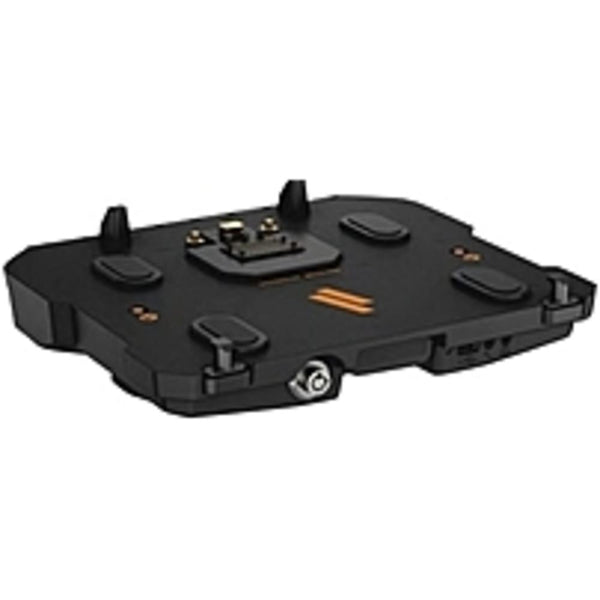Havis Ds-dell-404 Docking Station For Latitude 12 Rugged - Black