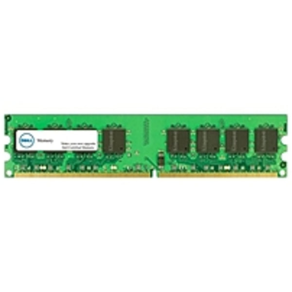 Dell 4gb Ddr3l Sdram Memory Module - For Workstation, Server - 4 Gb - Ddr3l-1600-pc3-12800 Ddr3l Sdram - Cl11 - 1.35 V - Ecc - Unbuffered - 240-pin - Dimm