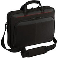 Targus Classic Topload Tct027us Notebook Case For 16-inch Notebooks - Polyester - Black