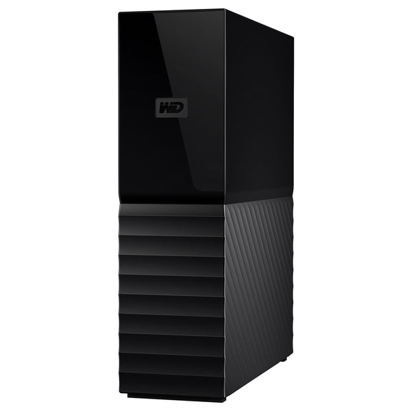 Wd Wdbbgb0040hbk-nesn My Book 4tb Usb 3.0 Desktop Hard Drive With Password Protection And Auto Backup Software - Usb 3.0 - Desktop - Black