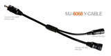MJ-6068 Y-cable for MJ-880