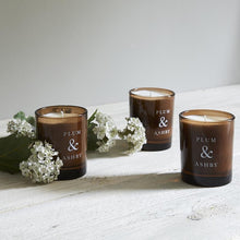 Load image into Gallery viewer, Plum & Ashby, seaweed & samphire scented candle.