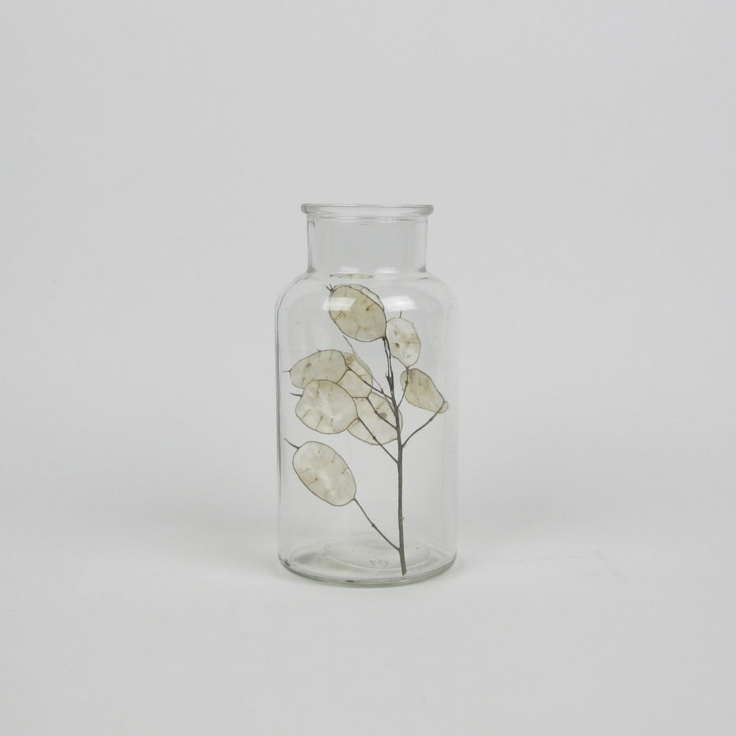 Dried flowers in vase No3