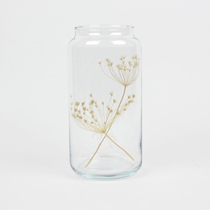 Dried flowers in vase No2