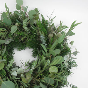 Seasonal Door wreath