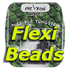 Chevron Hackles Flexi Beads
