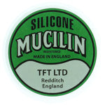 Mucilin green silicone fly line floatant