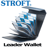 Stroft leather leader wallet