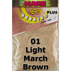 01 Light March Brown