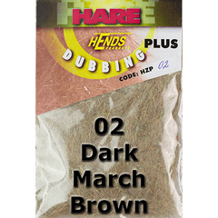 02 Dark March Brown