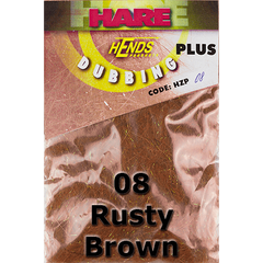 08 Rusty Brown